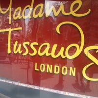 Photo prise au Madame Tussauds par Sophie G. le5/12/2013