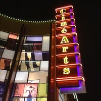 Photo taken at CinéArts Santana Row by David D. on 12/5/2012