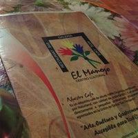 Photo taken at El Manojo by Fabian L. on 11/29/2013