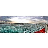 Photo taken at Besiktas - Uskudar Boat by Gokhan Y. on 4/11/2013