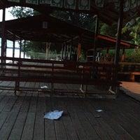 Photo taken at Jeti Kok Majid by Ridzuwan R. on 5/10/2013