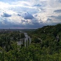 Photo taken at Bílá skála by Anna K. on 7/14/2017