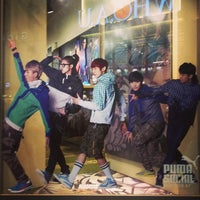 Photo taken at PUMA by inbloom on 3/26/2013