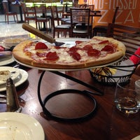 Photo taken at Russo's New York Pizzeria by Sameh N. on 4/18/2015