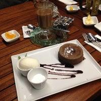 Photo taken at Kirpi Cafe & Restaurant by Çağla on 11/2/2013