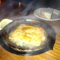 Photo taken at Pegasus Taverna by Liz T. on 10/12/2012