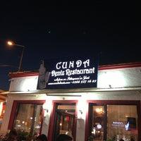 7/21/2013에 Kerem D.님이 Cunda Deniz Restaurant에서 찍은 사진