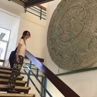 Photo taken at Facultad de Filosofía y Letras UAM by Maria angeles M. on 6/7/2016