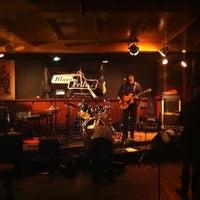 Photo taken at Blues Café by Martijn v. on 8/24/2013