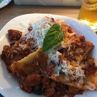 Photo taken at Vapiano by Diego R. on 5/25/2015