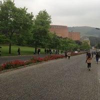 Das Foto wurde bei Üniversite Meydanı von Ozan Oğuz K. am 5/14/2013 aufgenommen