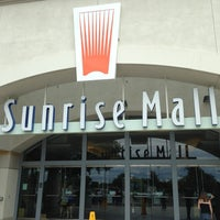 Photo taken at Sunrise Mall by Glenn S. on 6/23/2013