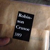 Photo taken at Robinson Crusoe by Gamze L. on 9/28/2013