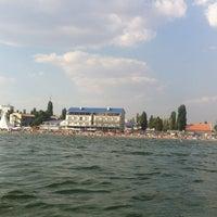 Photo taken at Esse Пляж by Майя Г. on 8/9/2013