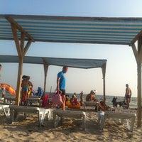 Photo taken at Esse Пляж by Майя Г. on 8/8/2013