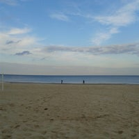 Das Foto wurde bei FKK Strand Karlshagen von Jeannette M. am 10/26/2013 aufgenommen