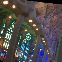 Foto tomada en Cripta de la Sagrada Família por Jenny F. el 10/15/2018