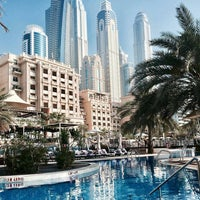 Photo taken at The Westin Dubai Mina Seyahi Beach Resort & Marina by Zülfikar C. on 4/18/2017