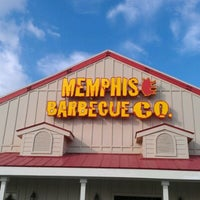 Photo taken at Memphis BBQ Co. by Steven S. on 10/21/2012