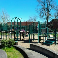Photo taken at Miller Community Center Playground by Maria P. on 3/31/2013