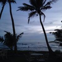 Photo taken at Koggala Beach Hotel by Gilbert H. on 11/25/2014