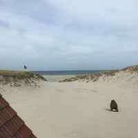 Photo taken at Strandhotel Terschelling by Tiemo K. on 9/10/2016
