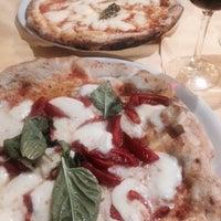 Photo taken at Antica Pizzeria e Ristorante Port'Alba by Okan S. on 7/12/2015