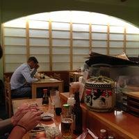 Photo taken at Tomokazu by Nano G. on 5/10/2013
