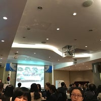 Photo taken at 프레지던트호텔 슈벨트홀 by 권간지프로님 on 2/17/2017
