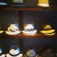 Photo taken at Goorin Bros. Hat Shop - French Quarter by Waldemar W. on 3/28/2013