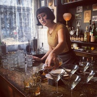 Photo taken at DRAM Apothecary & BREAD BAR by Waldemar W. on 9/7/2014