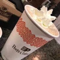 Photo taken at Peet's Coffee & Tea by Tiffani L. on 1/28/2017