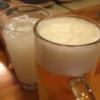 Photo taken at 新潟の地酒とうまいもの処 かもくら by ちひろさん on 7/11/2015