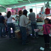 Photo taken at Tianguis de los domingos. by Karito C. on 12/22/2013