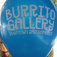 Photo taken at Burrito Gallery by Anna T. on 5/26/2013