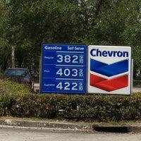 Photo taken at Chevron by Suzette W. on 3/20/2013