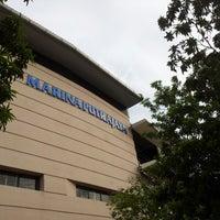 Photo taken at Pusat Maritim Putrajaya by Alexander Y. on 10/21/2013