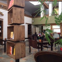 Photo taken at Casa Luz by Valerie on 5/13/2015