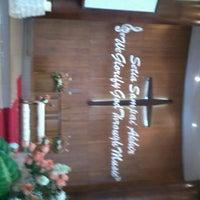 Photo taken at GKI Bungur by erie s. on 9/22/2013