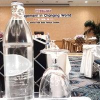 Photo taken at Jomtien Palm Beach Hotel&Resort by Palasorn S. on 5/18/2013