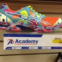 Photo taken at Academy Sports + Outdoors by Aaron W. on 3/15/2013