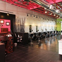 Photo taken at HOTBOX salon + spa by HOTBOX salon + spa on 2/21/2014