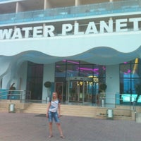 Photo taken at Water Planet Deluxe Hotel & Aquapark by Lulu Katty on 5/8/2013