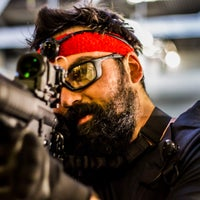 รูปภาพถ่ายที่ Tech Assault Laser Skirmish South Melbourne โดย Tech Assault Laser Skirmish เมื่อ 7/30/2014