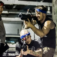 Das Foto wurde bei Tech Assault Laser Skirmish South Melbourne von Tech Assault Laser Skirmish am 7/30/2014 aufgenommen