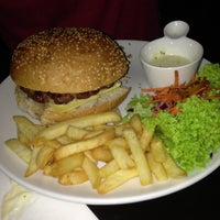 Photo taken at Ayers Rock Butcher & Grill by Nik A. on 4/16/2013