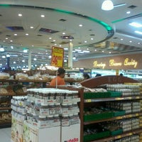 Photo taken at Brastagi Supermarket by Diana F. on 5/11/2013