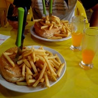 Photo taken at Skillus Lanches by @Rolisk #. on 4/5/2014