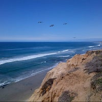 Photo prise au Torrey Pines State Beach par Neo Q. le3/6/2013