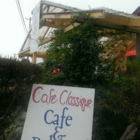 Photo taken at Cafe Classique by Charles P. on 7/20/2014